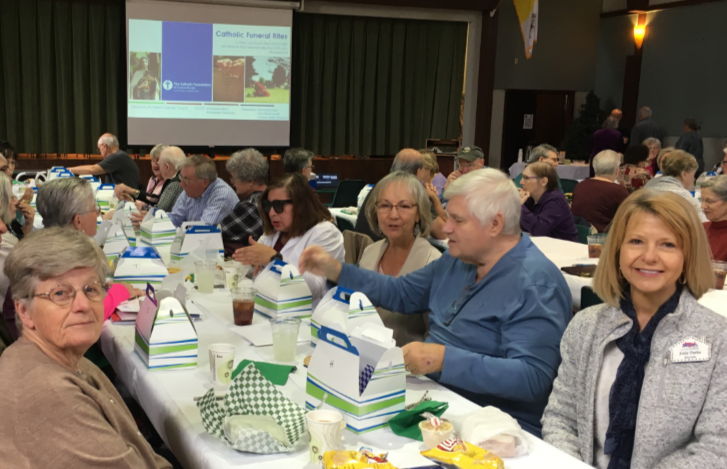 St. Patrick Planned Giving Seminar January 2019