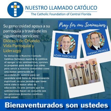 OCA Spanish Leadership and Parish Life