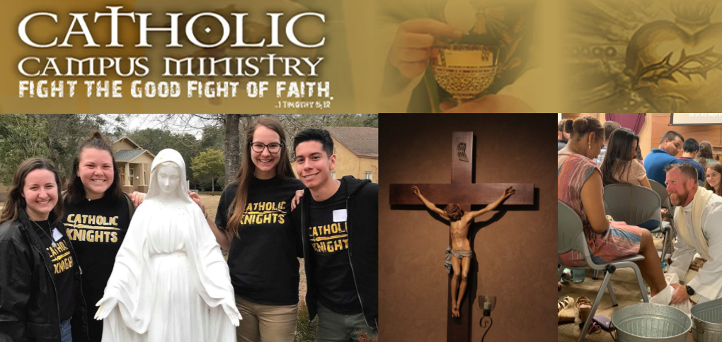 2019 Catholic Campus Ministry Back To School
