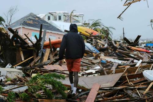 2019 Hurricane Dorian