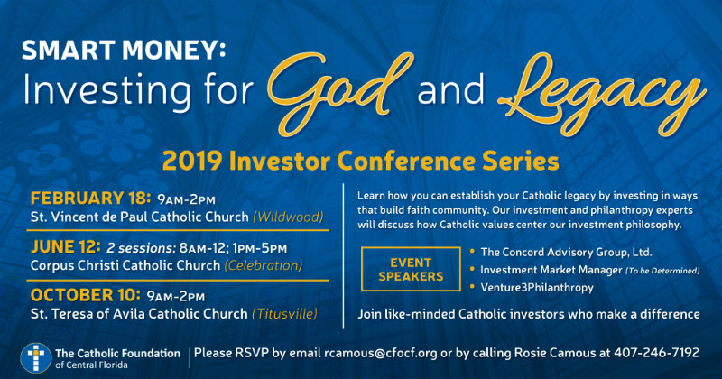 2019 Investor Conference Series