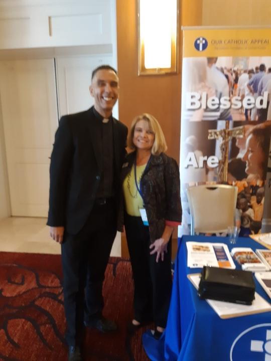 2019 Liturgical Conference Dana Swanson