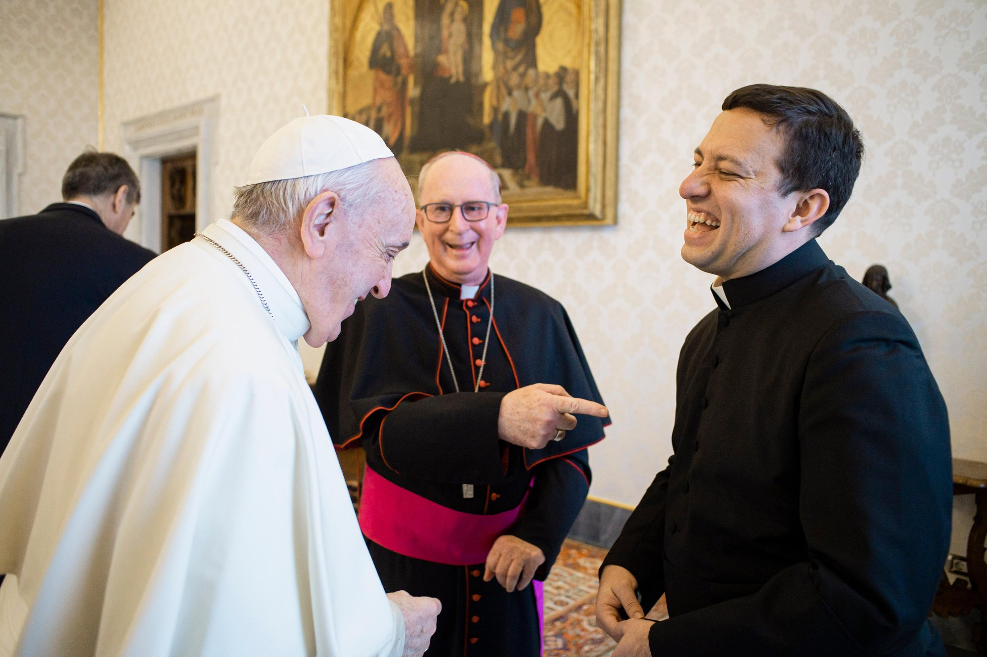 Pope and Bishop