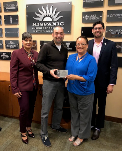 Hispanic Chamber Orientation February 2019