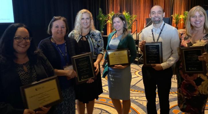 2019 ICSC Award