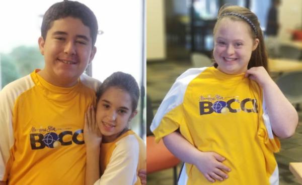 Morning Star Students bocce shirts