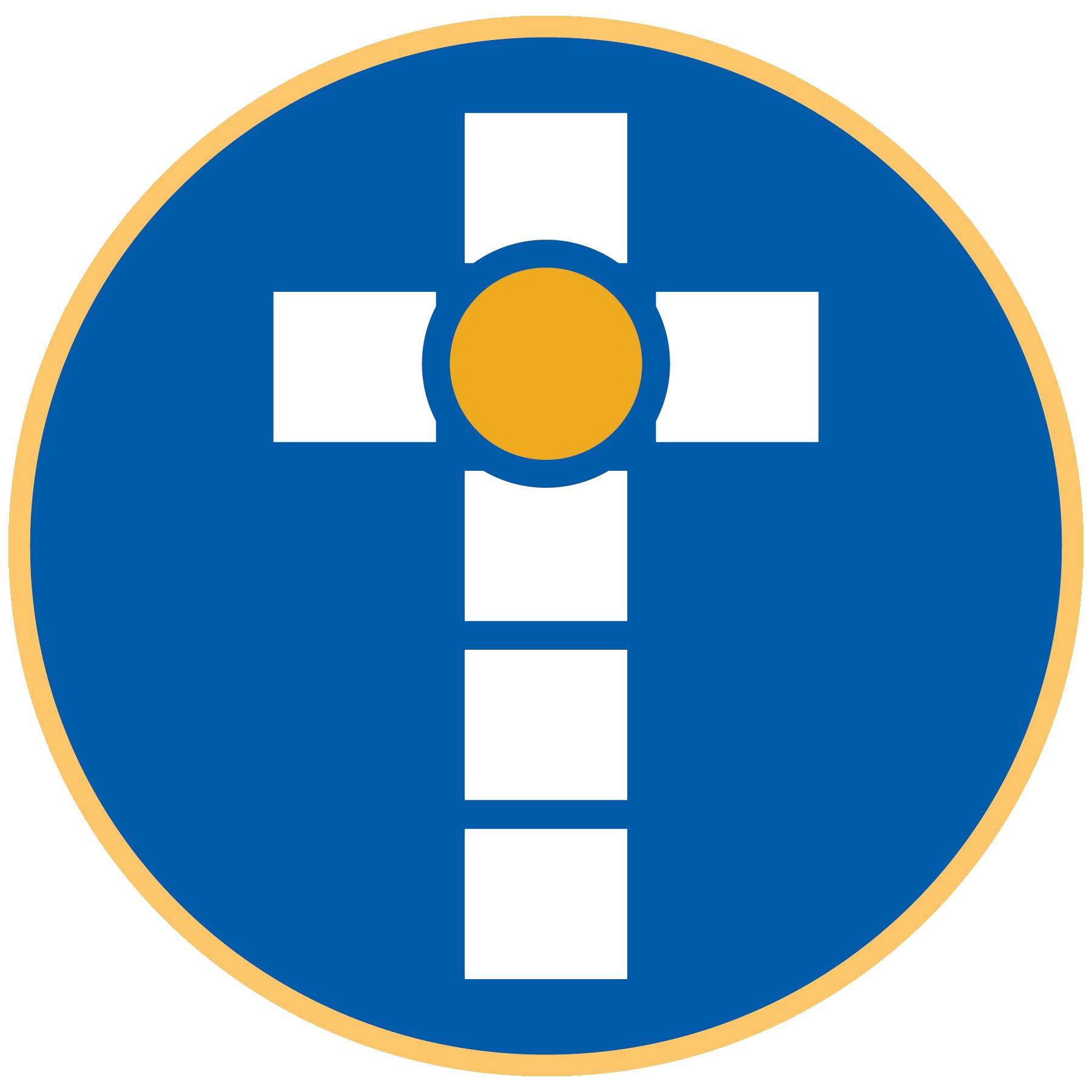 Catholic Foundation Logo Icon