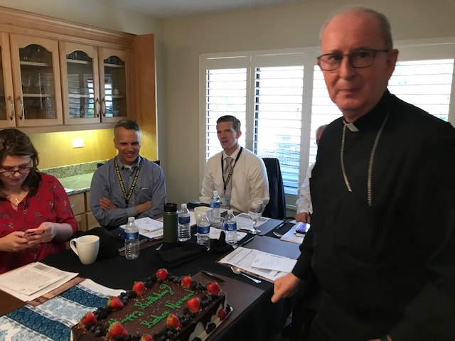 Bishops Birthday 2020