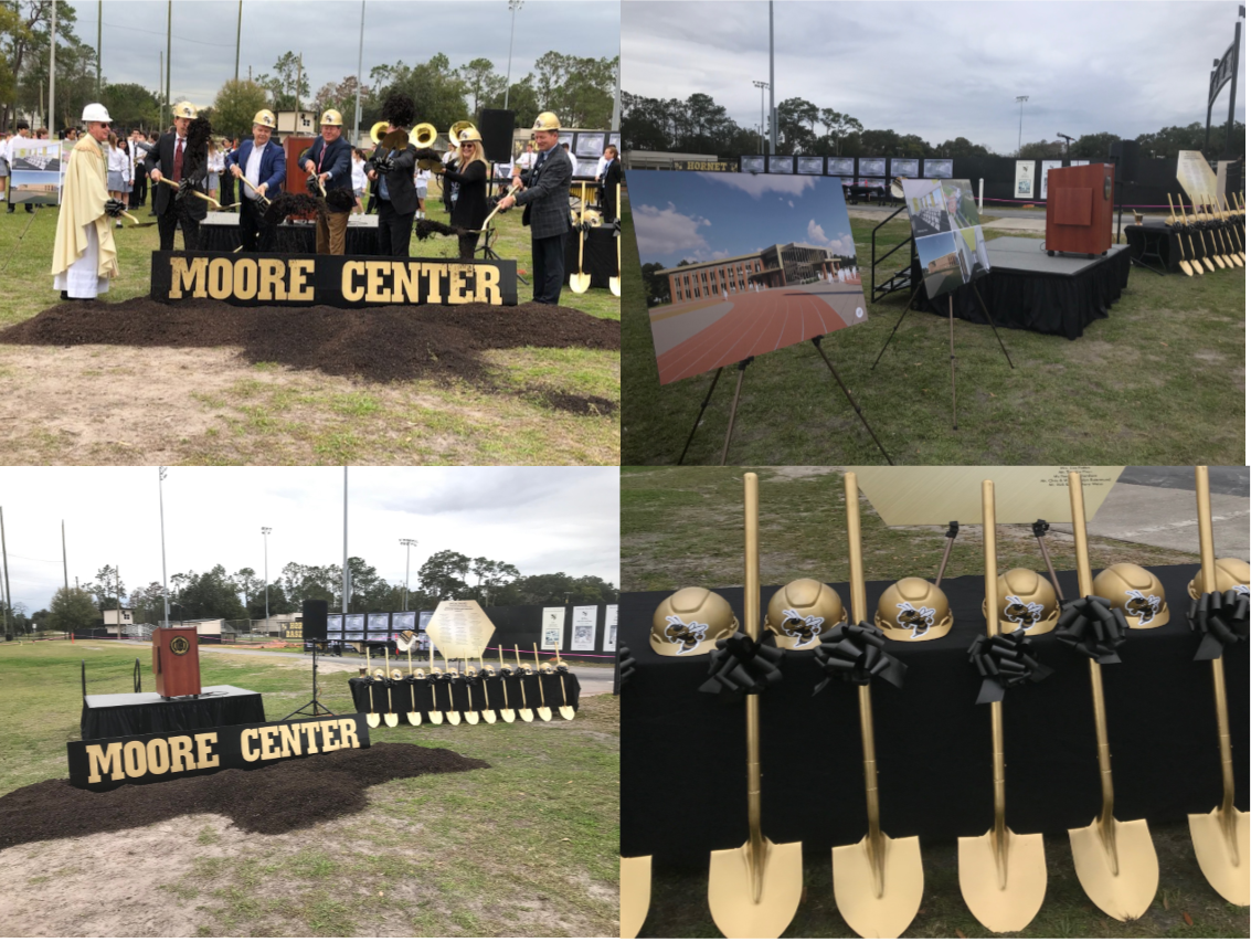 Bishop Moore Groundbreaking