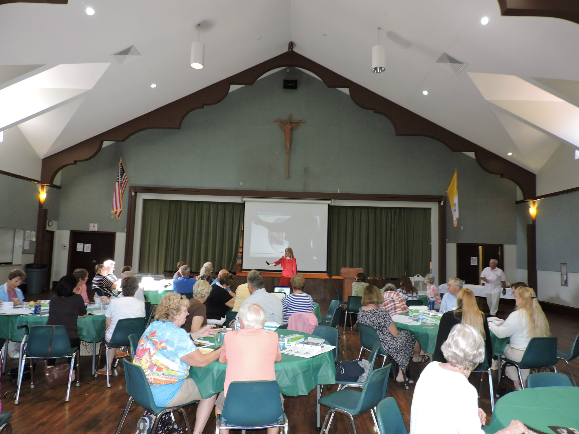 Planned Giving Seminar St. Patrick, Mt. Dora